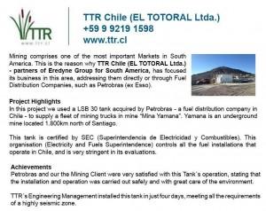 TTR news